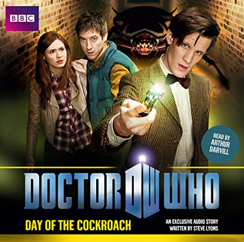 9781408468807: Doctor Who: Day Of The Cockroach (Dr Who)