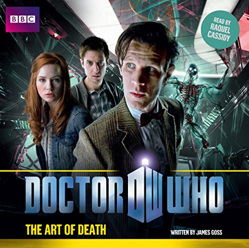 9781408468814: Doctor Who: The Art Of Death