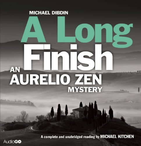 9781408469866: A Long Finish (Aurelio Zen Mysteries)