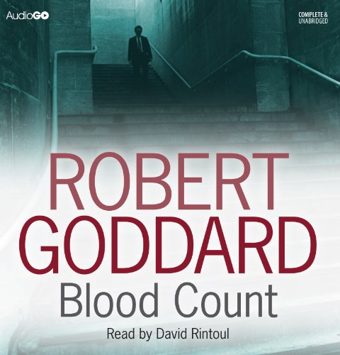 Blood Count: Goddard, Robert