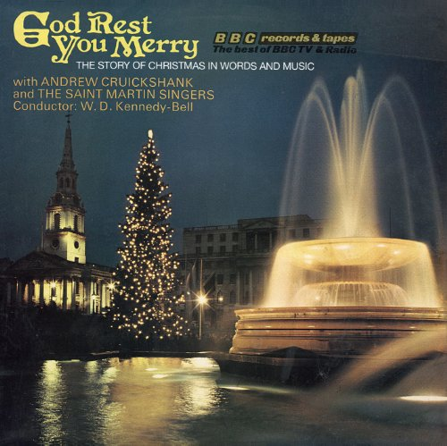 God Rest You Merry CD (Vintage Beeb): Various