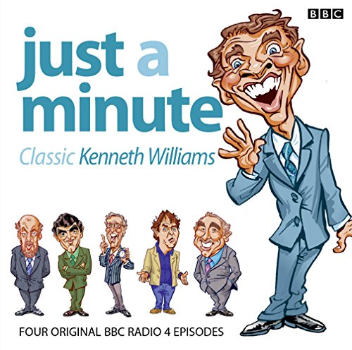 Just a Minute: Classic Kenneth Williams: Messiter, Ian