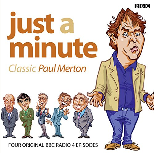 9781408470763: Just A Minute: Classic Paul Merton