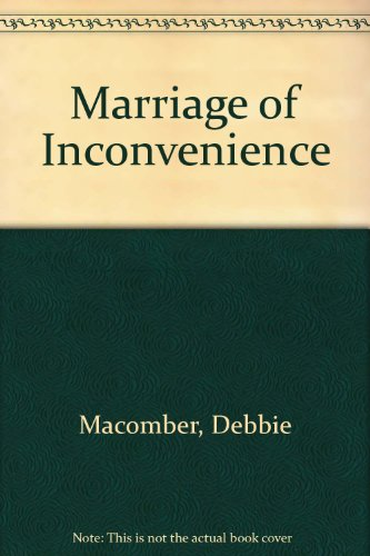 9781408477519: Marriage of Inconvenience