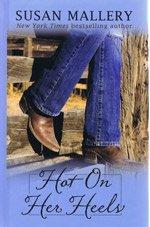 9781408478028: Hot on Her Heels
