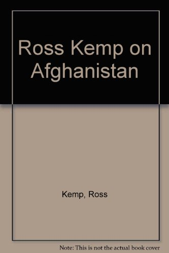 9781408478165: Ross Kemp on Afghanistan