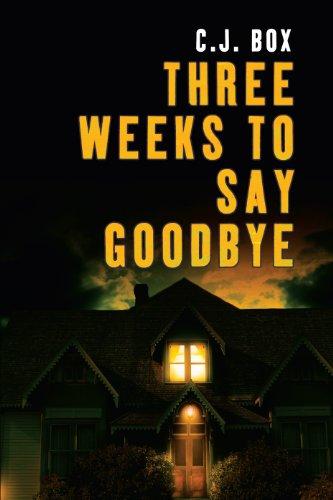 9781408486030: Three Weeks to Say Goodbye