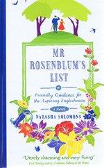 9781408486061: Mr Rosenblum's List