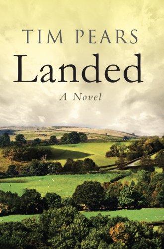 9781408486566: Landed  (Large Print Book)