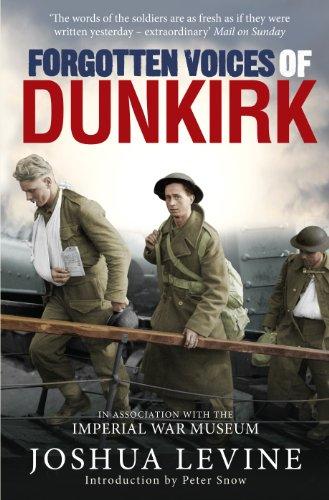 9781408487990: Forgotten Voices of Dunkirk