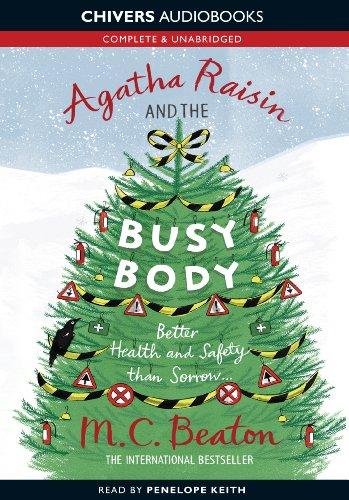 9781408493038: Agatha Raisin and the Busy Body
