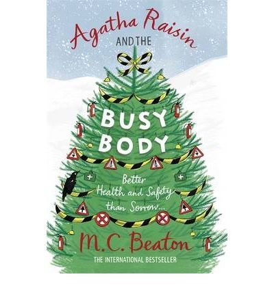 9781408493045: Agatha Raisin and the Busy Body