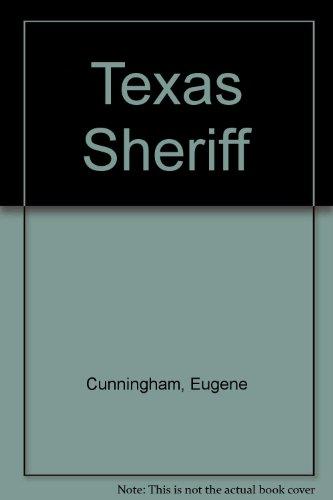 9781408493847: Texas Sheriff