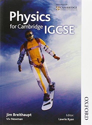 Physics for Cambridge IGCSE (International Secondary): J Breithaupt, Viv