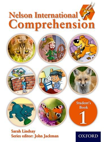 9781408502341: Nelson Comprehension International Student's Book 1