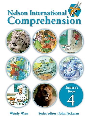 9781408502372: Nelson Comprehension International Student's Book 4: International Student Book 4