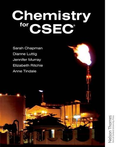 9781408502402: Chemistry for CSEC 2nd Edition