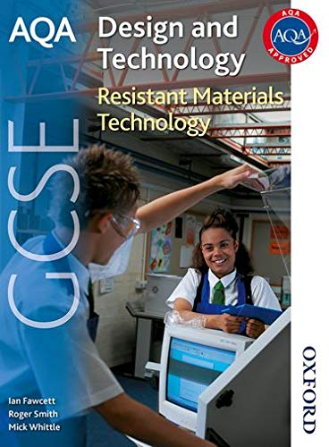 9781408502730: AQA GCSE Design and Technology: Resistant Materials Technology