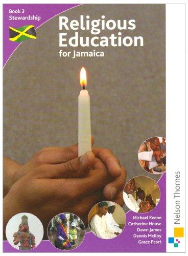 9781408502945: Religious Education for Jamaica Book 3: Stewardship
