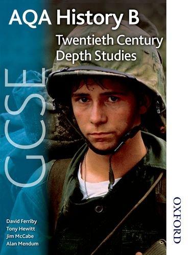 9781408503218: AQA History B GCSE Twentieth Century Depth Studies (Aqa Gcse History B Unit 2)