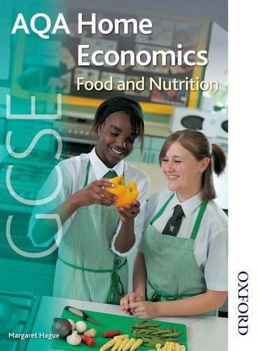 9781408504161: AQA GCSE Home Economics: Food and Nutrition