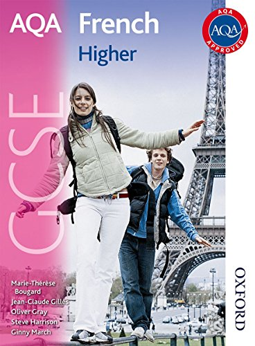 9781408504246: AQA GCSE French Higher Student Book