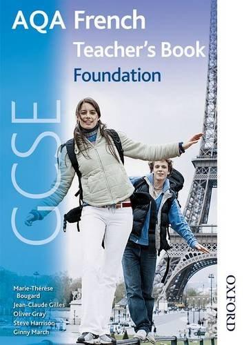 AQA GCSE French Foundation Teacher's Book: March, Ginny