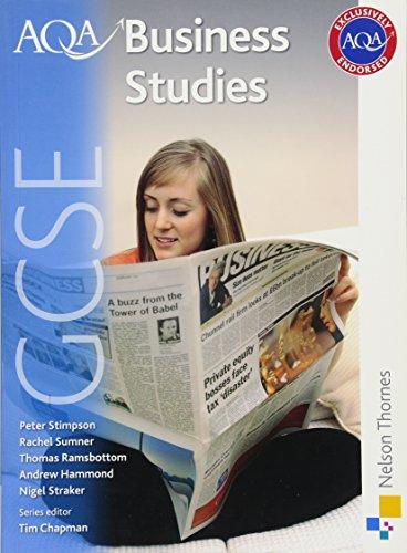 9781408504352: AQA GCSE Business Studies