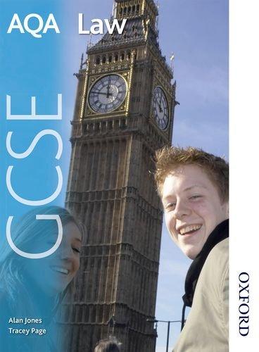 9781408504406: AQA Law GCSE