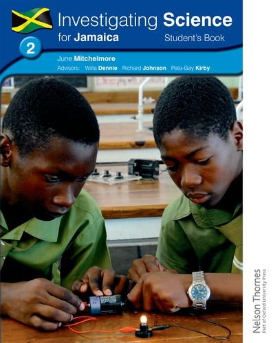 9781408504444: Investigating Science for Jamaica Student's Book 2