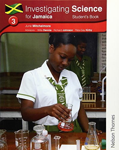 9781408504451: Investigating Science for Jamaica Student's Book 3