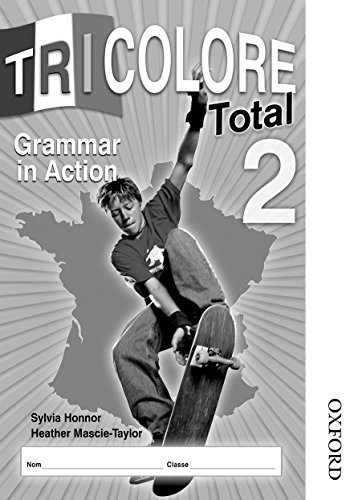 9781408504734: Tricolore Total 2 Grammar in Action Workbook (8 pack)