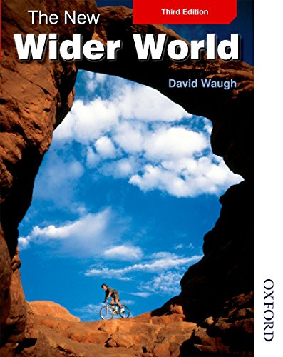 9781408505113: The New Wider World