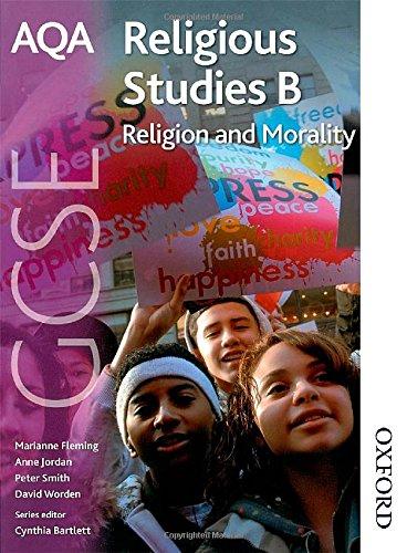 9781408505144: AQA GCSE Religious Studies B - Religion and Morality