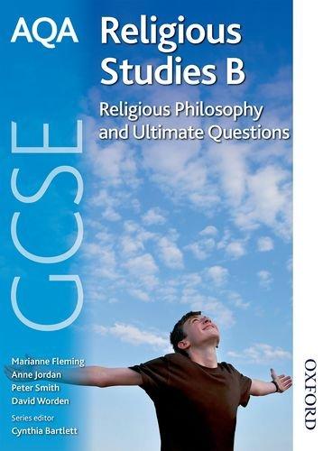 AQA GCSE Religious Studies B Religious Philosophy: Jordan, Anne and