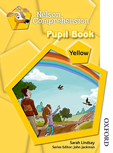 9781408505502: Nelson Comprehension Pupil Book Yellow
