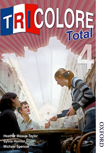9781408505786: Tricolore Total 4 Student Book