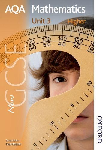 9781408506301: New AQA GCSE Mathematics Unit 3 Higher