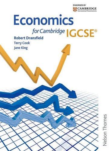 9781408506578: Economics for Cambridge IGCSE First Edition