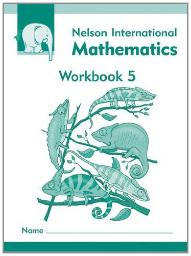 9781408507735: Nelson International Mathematics Workbook 5