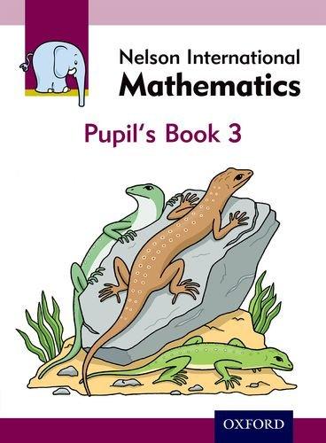 9781408507759: Nelson International Mathematics Pupil's Book 3