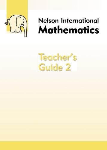Nelson International Mathematics Teacher's Guide 2 (1408507803) by Morrison, Karen
