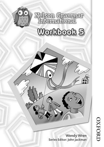 9781408508701: Nelson Grammar International Workbook 5 Pack of 10