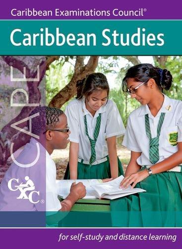 9781408508992: Caribbean Studies CAPE A Caribbean Examinations Council Study Guide