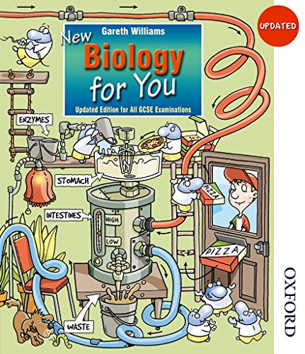 9781408509203: Updated New Biology for You Student Book (New for You Student Book)