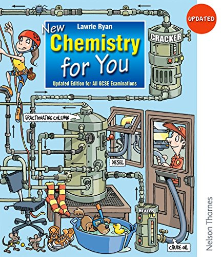 9781408509210: Updated New Chemistry for You Student Book: Updated Edition for All GCSE Examinations (New for You Student Book)