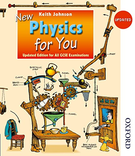 Updated New Physics for You Student Book (New for You Student Book) - Keith Johnson