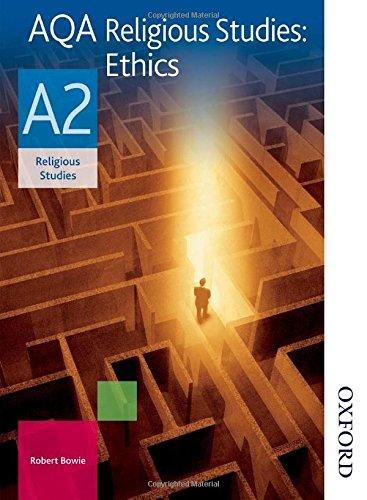 9781408513835: AQA Religious Studies A2: Ethics