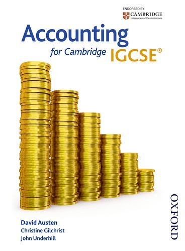 9781408515174: Accounting for Cambridge IGCSE First Edition