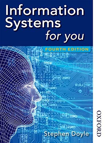 9781408515198: Information Systems for You